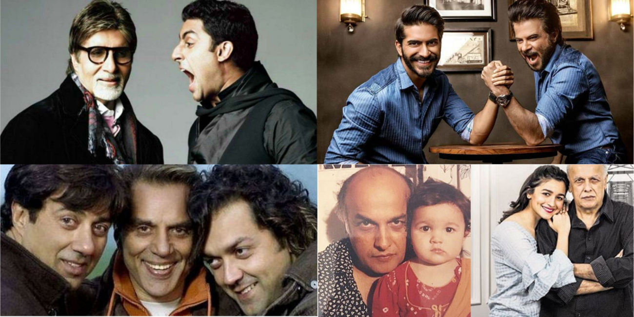 Bollywood celebs talks about Father's day