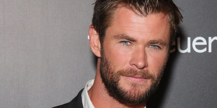 Chris Hemsworth on being a father