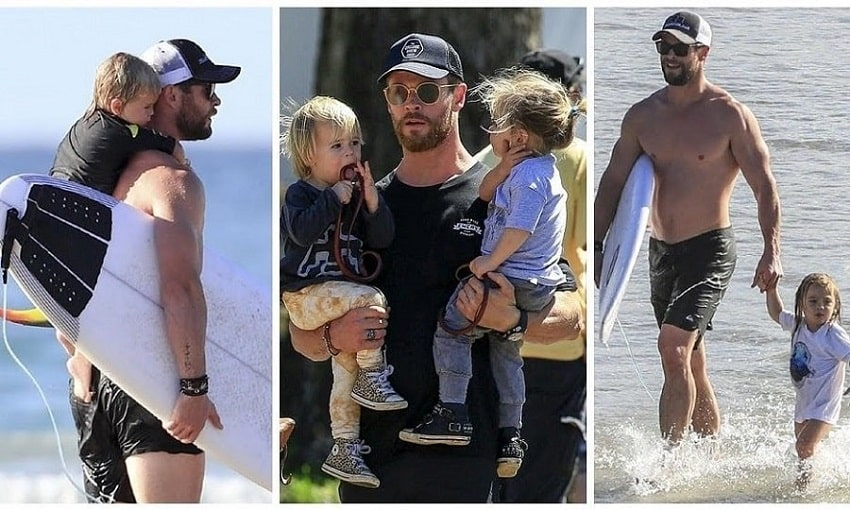 11 Best Parenting quotes from Chris Hemsworth